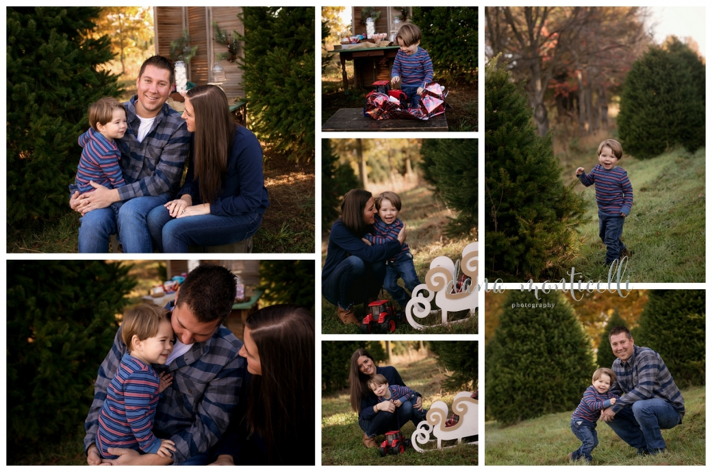 PITTSBURGH PHOTOGRAPHER ON LOCATION HOLIDAY TREE FARM FAMILY PHOTOGRAPHY01
